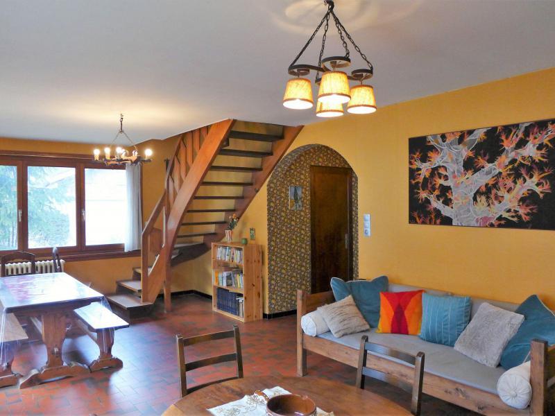 Wakacje w górach Domek górski 4 pokojowy 6 osób (1) - Chalet Saint Antoine - Les Houches - Pokój gościnny