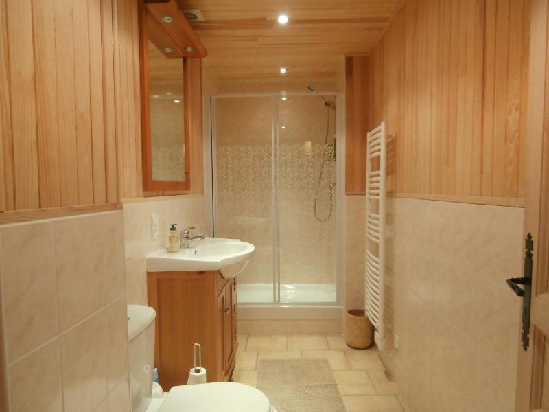 Holiday in mountain resort 6 room chalet 12 people (2) - Chalet Saint Gervais - Saint Gervais - Accommodation