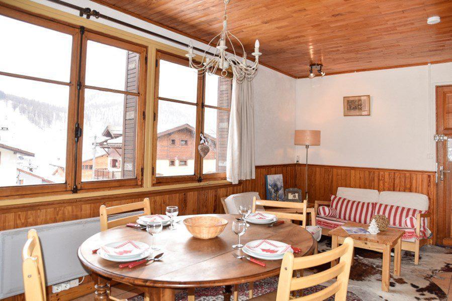Wakacje w górach Apartament 4 pokojowy 6 osób (Haut) - Chalet Saint Jean - Montgenèvre