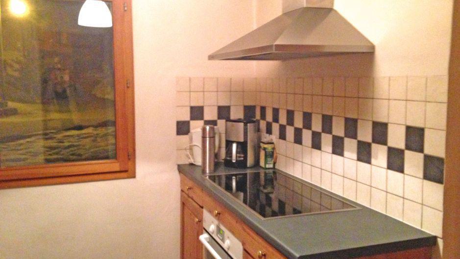 Urlaub in den Bergen Chalet Saint Marc - Saint Martin de Belleville - Küche