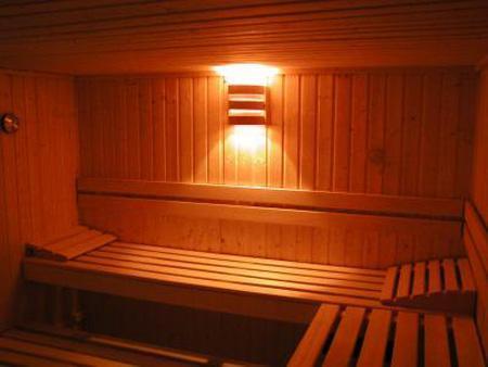 Urlaub in den Bergen Chalet Saint Marc - Saint Martin de Belleville - Sauna