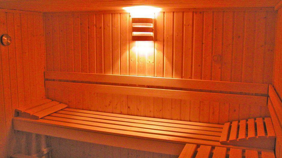 Holiday in mountain resort Chalet Saint Marc - Saint Martin de Belleville - Sauna