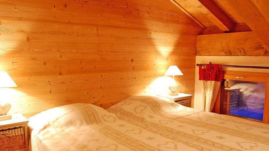 Urlaub in den Bergen Chalet Saint Marc - Saint Martin de Belleville - Schlafzimmer