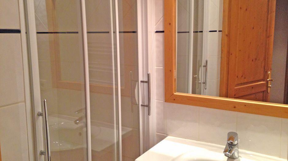 Holiday in mountain resort Chalet Saint Marc - Saint Martin de Belleville - Shower room