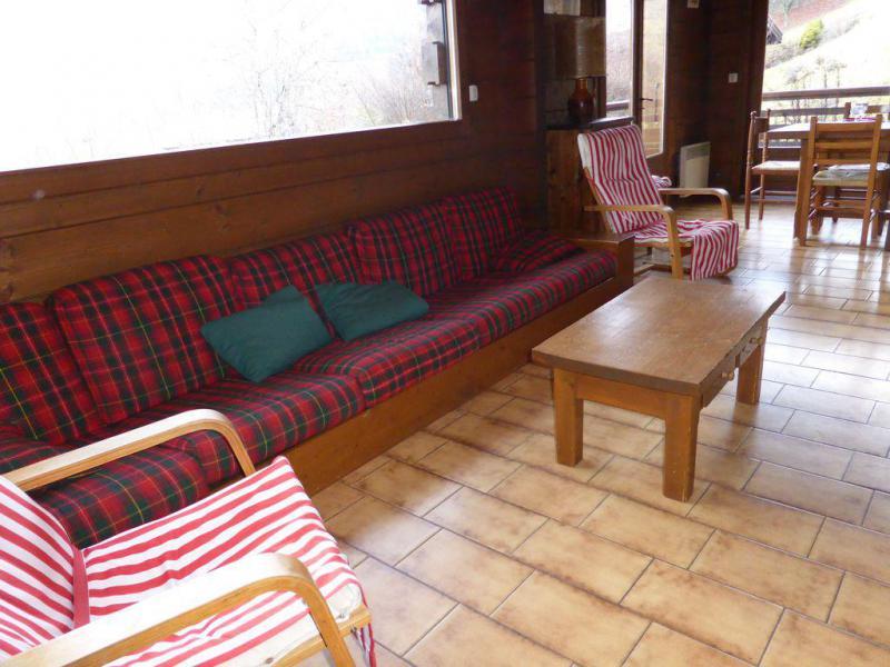 Holiday in mountain resort 5 room duplex chalet 8 people - Chalet Saint Nicolas - Saint Gervais