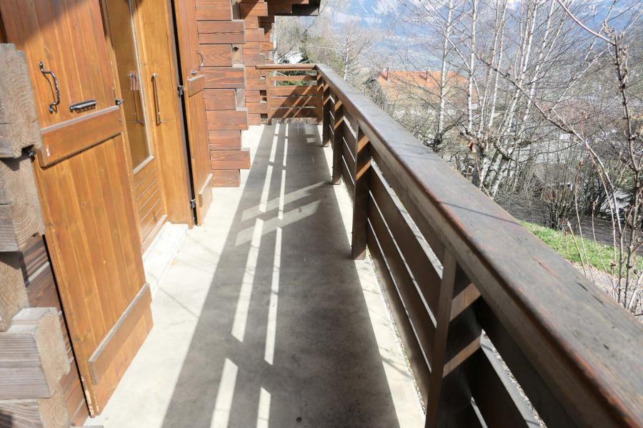 Urlaub in den Bergen Chalet Saint Nicolas - Saint Gervais