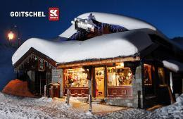 Holiday in mountain resort Chalet Selaou - Val Thorens