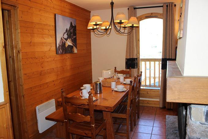 Holiday in mountain resort 5 room apartment 8 people (37) - Chalet Selaou - Val Thorens