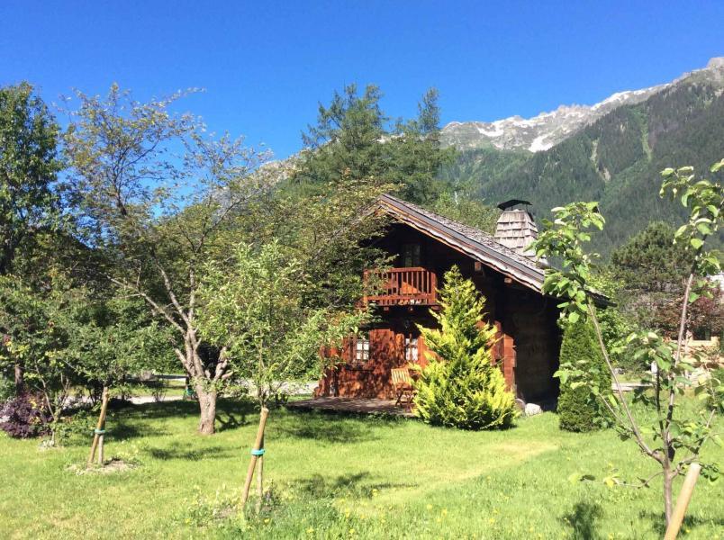 Vacances en montagne Chalet Sépia - Chamonix