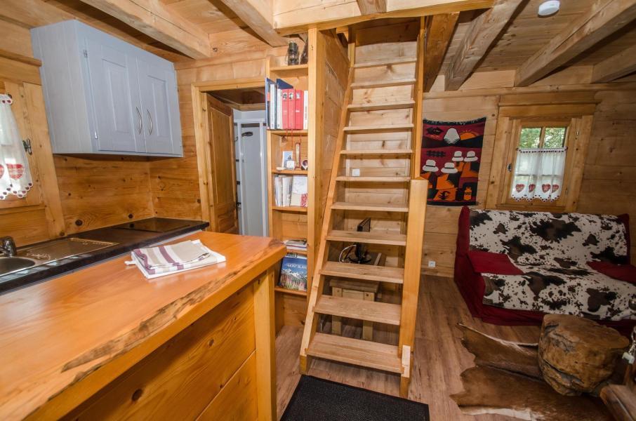 Vacances en montagne Appartement duplex 2 pièces 3 personnes - Chalet Sépia - Chamonix - Logement
