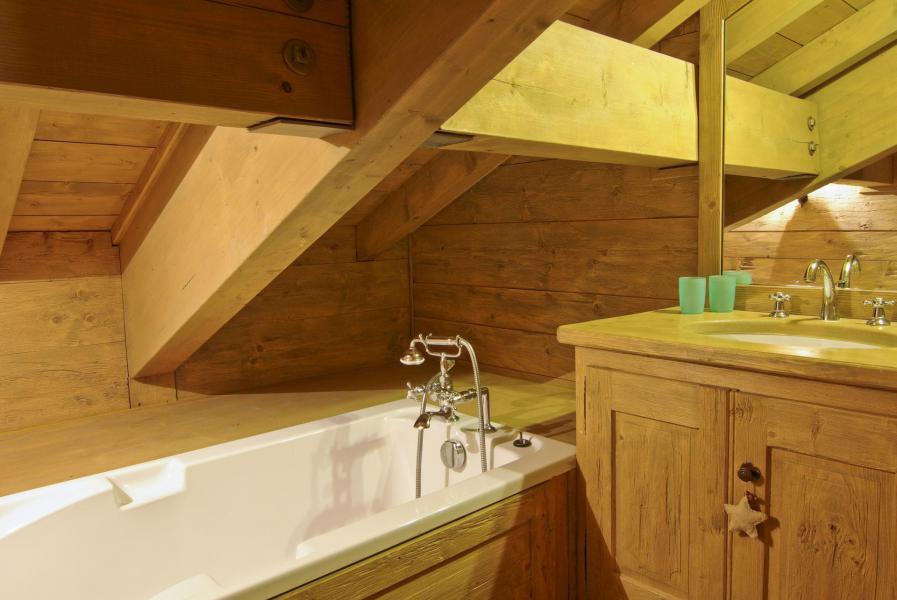Vacances en montagne Chalet 5 pièces 6 personnes - Chalet Sérac - Chamonix - Salle de bains