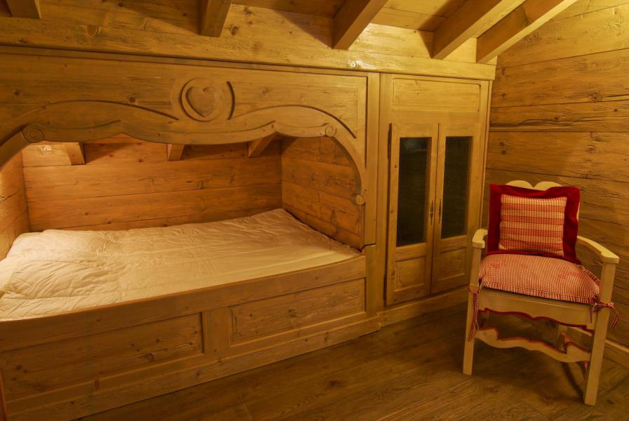 Vacanze in montagna Chalet 5 stanze per 6 persone - Chalet Sérac - Chamonix - Angolo notte