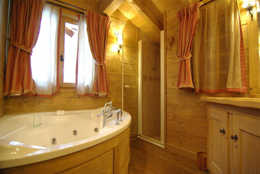 Vacanze in montagna Chalet 5 stanze per 6 persone - Chalet Sérac - Chamonix - Sala da pranzo