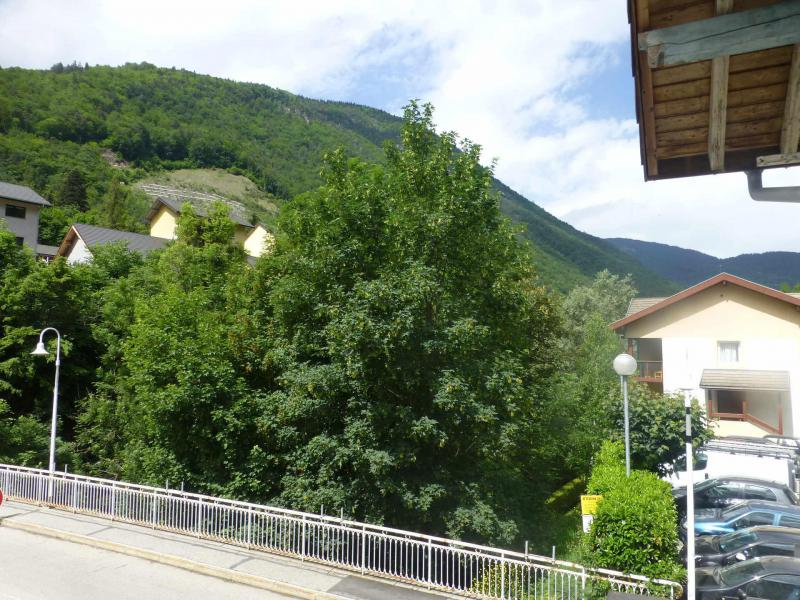 Wakacje w górach Studio 2 osoby (01) - Chalet Simond - Brides Les Bains - Na zewnątrz latem