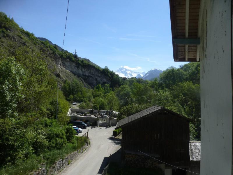 Wakacje w górach Studio 2 osoby (02) - Chalet Simond - Brides Les Bains - Na zewnątrz latem