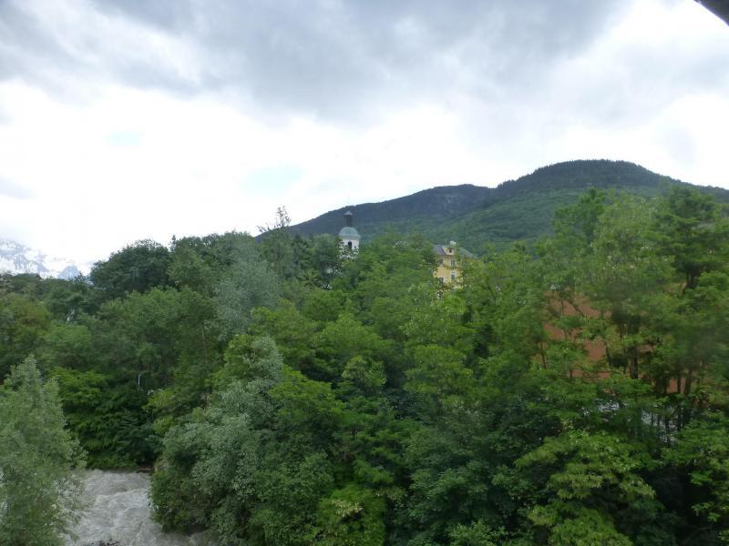 Wakacje w górach Studio 2 osoby (03) - Chalet Simond - Brides Les Bains - Na zewnątrz latem