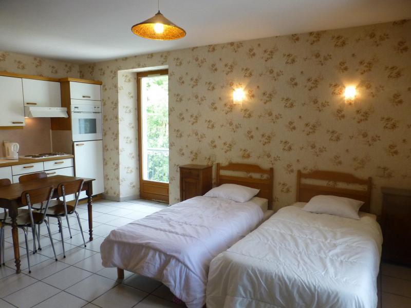 Wakacje w górach Studio 2 osoby (01) - Chalet Simond - Brides Les Bains - Aneks kuchenny