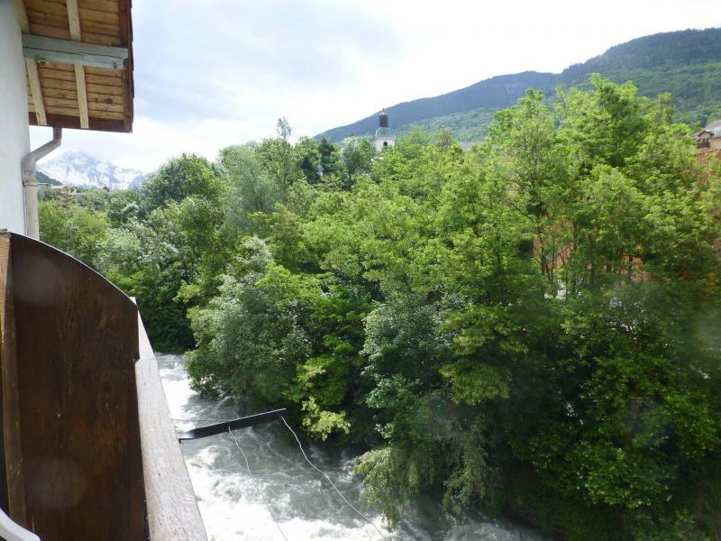 Wakacje w górach Studio 2 osoby (01) - Chalet Simond - Brides Les Bains - Balkon