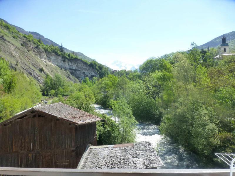 Wakacje w górach Studio 2 osoby (04) - Chalet Simond - Brides Les Bains - Balkon