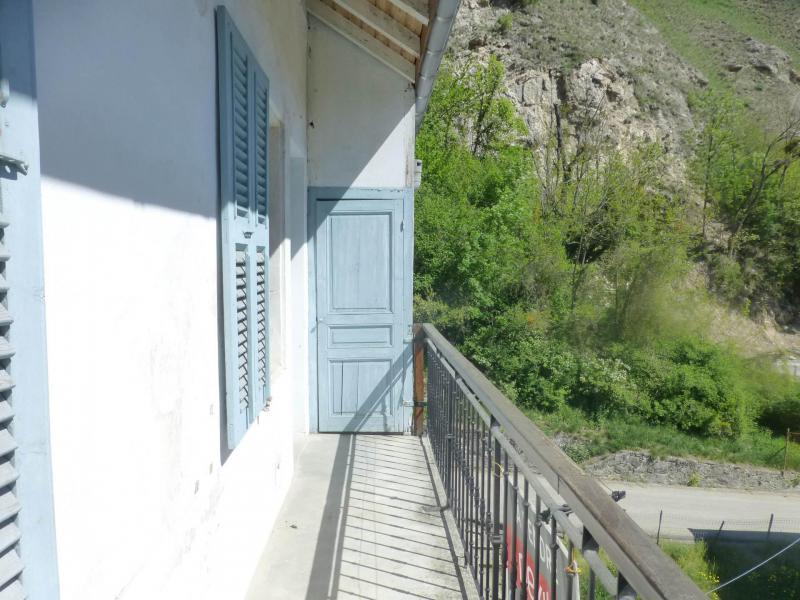 Каникулы в горах Квартира студия для 2 чел. (04) - Chalet Simond - Brides Les Bains - Балкон