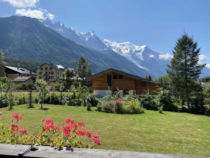 Location au ski Chalet triplex 6 pièces 10 personnes (SIXTINE) - Chalet Sixtine - Chamonix - Extérieur été
