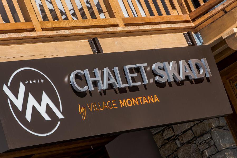 Vakantie in de bergen Chalet Skadi - Val d'Isère -