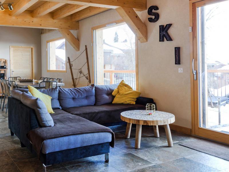 Vacaciones en montaña Chalet Ski Dream - Montchavin La Plagne - Estancia