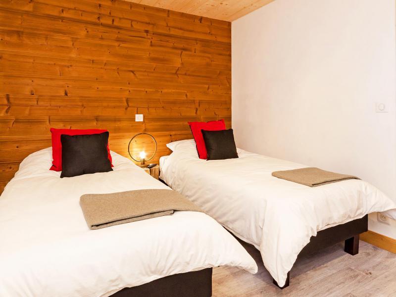 Vacaciones en montaña Chalet Ski Dream - Montchavin La Plagne - Habitación