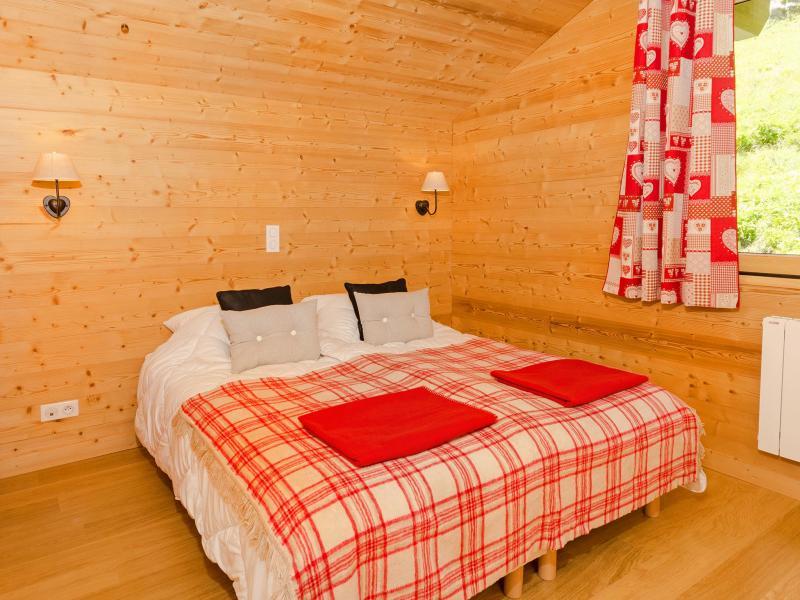 Urlaub in den Bergen Chalet Ski Royal - Les Menuires - Schlafzimmer