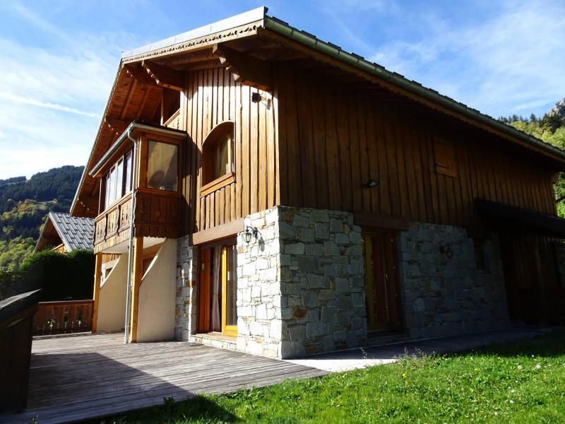Location au ski Chalet Soldanelles - Champagny-en-Vanoise - Extérieur été