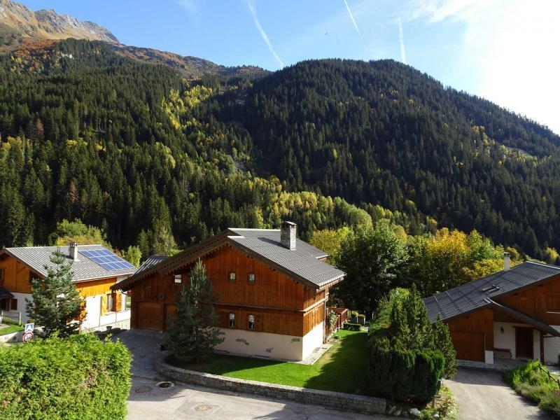 Location au ski Appartement triplex 6 pièces 12 personnes - Chalet Soldanelles - Champagny-en-Vanoise - Extérieur été