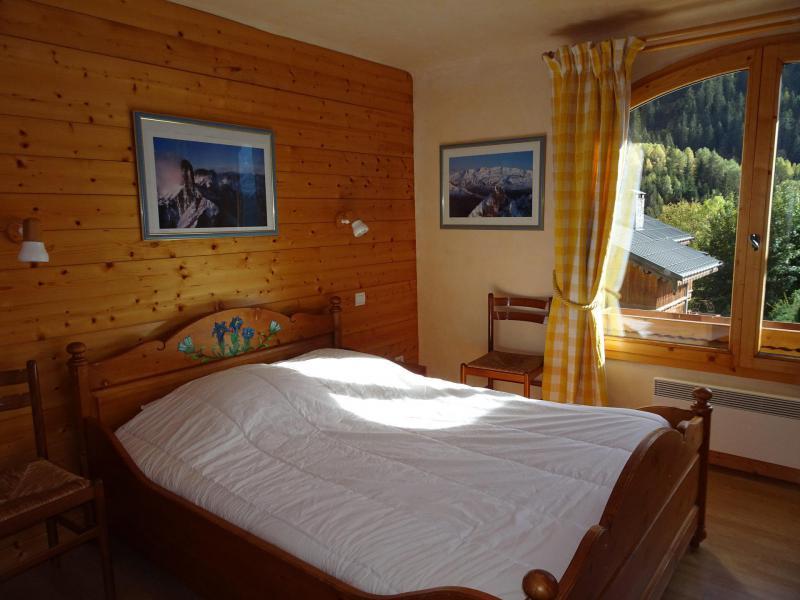 Wakacje w górach Apartament triplex 6 pokojowy 12 osób - Chalet Soldanelles - Champagny-en-Vanoise - Łóżkem małżeńskim