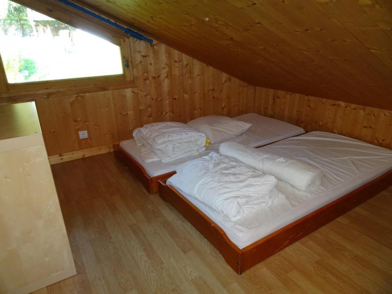 Wakacje w górach Apartament triplex 6 pokojowy 12 osób - Chalet Soldanelles - Champagny-en-Vanoise - Umywalką