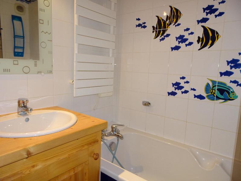 Wakacje w górach Apartament triplex 6 pokojowy 12 osób - Chalet Soldanelles - Champagny-en-Vanoise - Wanną