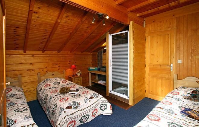 Vacances en montagne Chalet Soleil Levant - Les 2 Alpes - Chambre