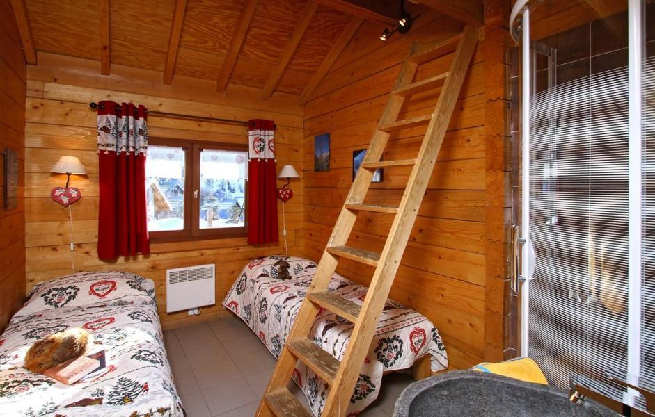 Vacances en montagne Chalet Soleil Levant - Les 2 Alpes - Escalier