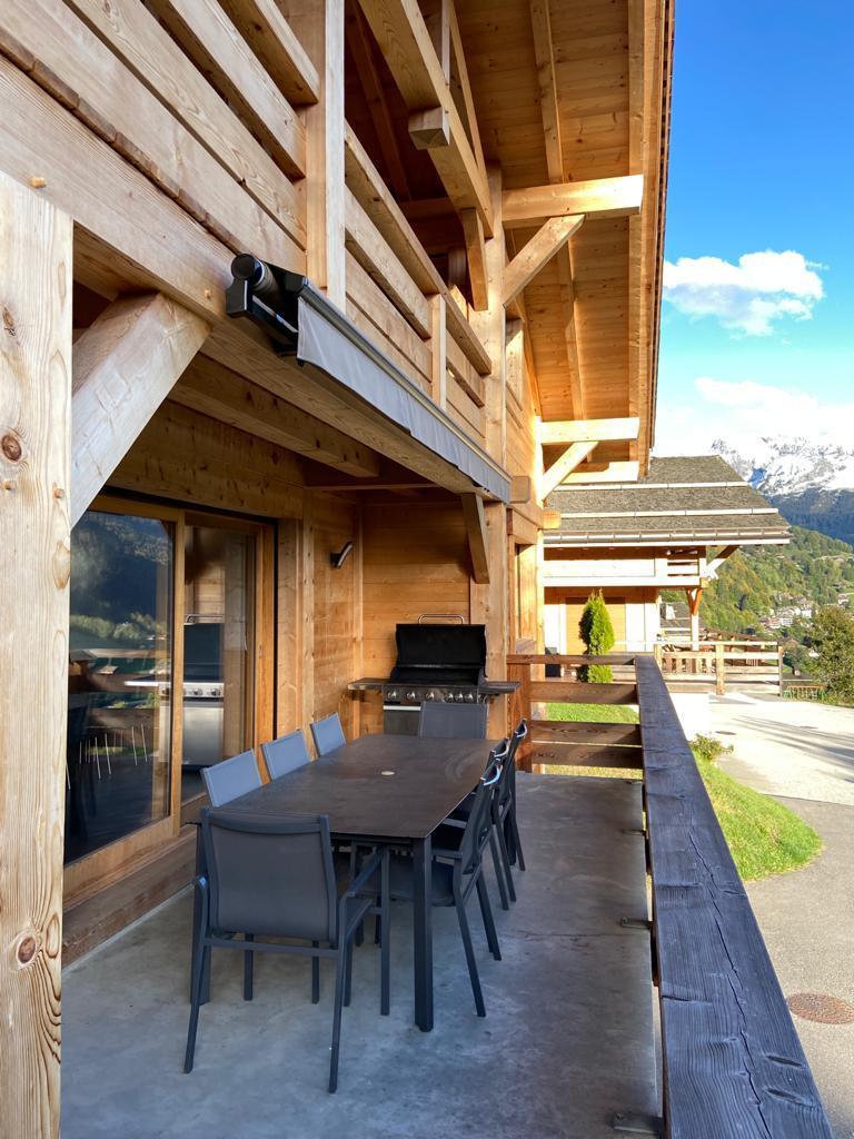 Wakacje w górach Domek górski triplex 6 pokojowy  dla 12 osób - Chalet Soleya - Le Grand Bornand