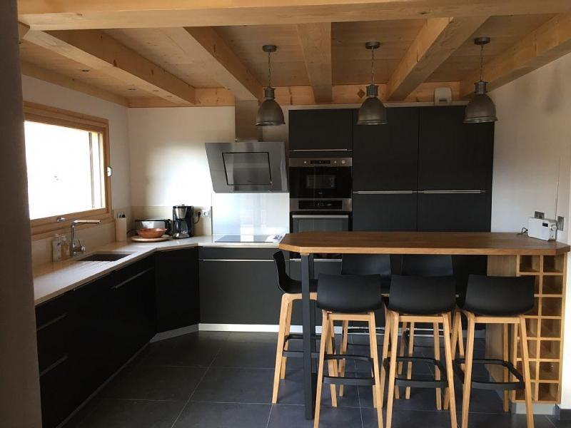 Vacaciones en montaña Chalet triplex 6 piezas para 12 personas - Chalet Soleya - Le Grand Bornand - Estancia