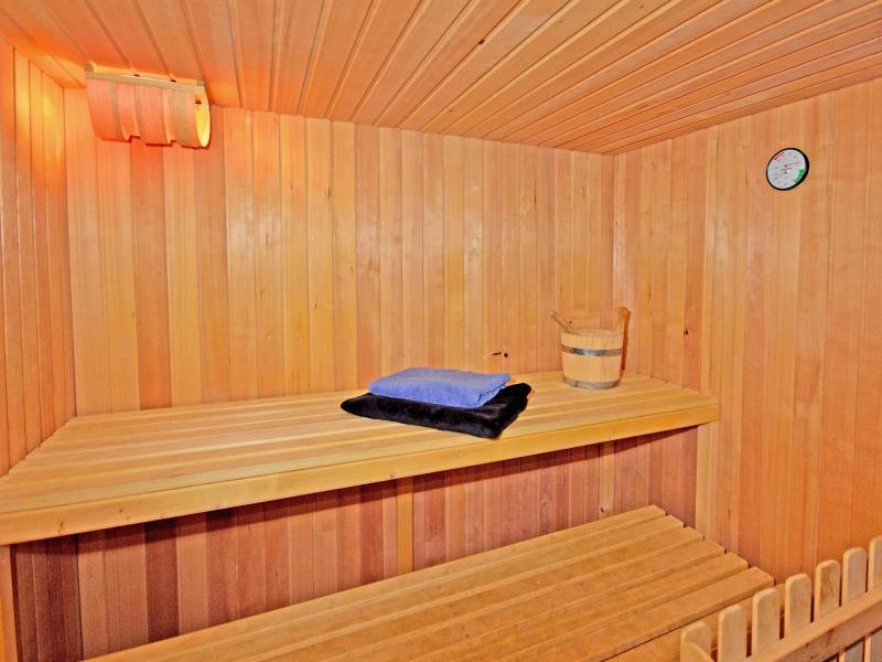 Vacances en montagne Chalet Tanya - La Tzoumaz - Sauna