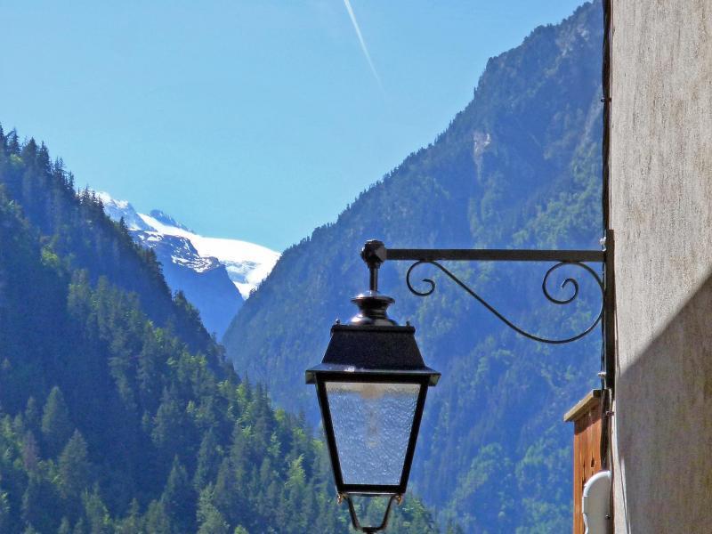 Location au ski Chalet Tavel - Champagny-en-Vanoise - Extérieur été