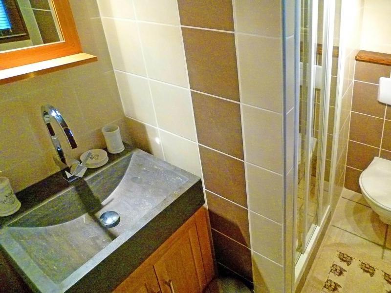 Urlaub in den Bergen Chalet Tavel - Champagny-en-Vanoise - Waschräume