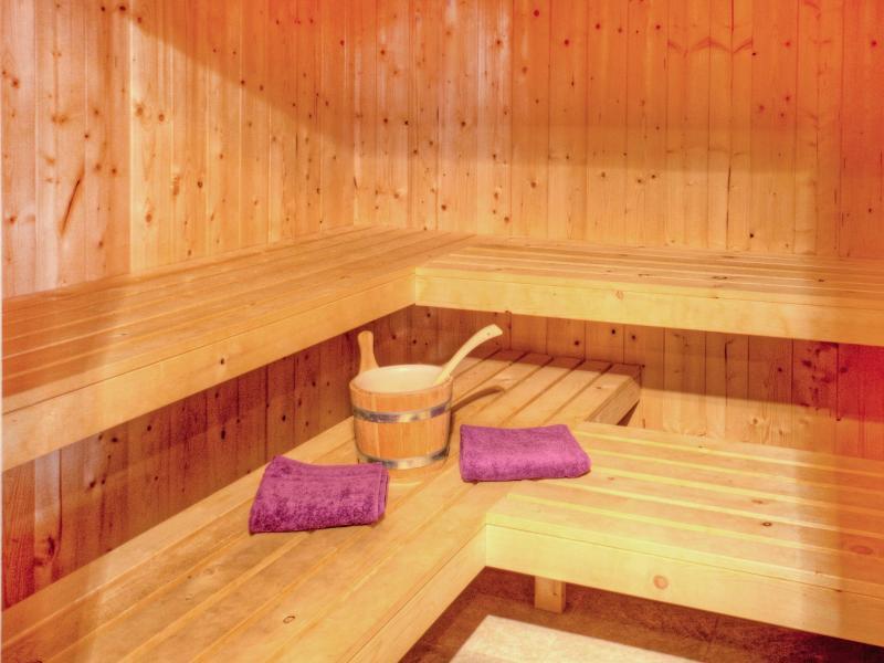 Vacances en montagne Chalet Teychenne - Thyon - Sauna