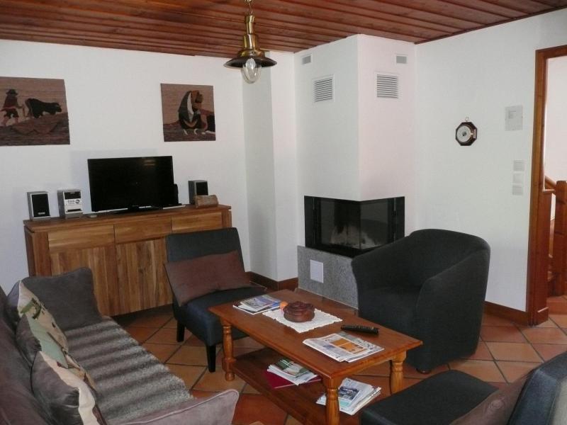 Vacances en montagne Chalet 5 pièces 8 personnes - Chalet Ulysse - Les Houches - Logement
