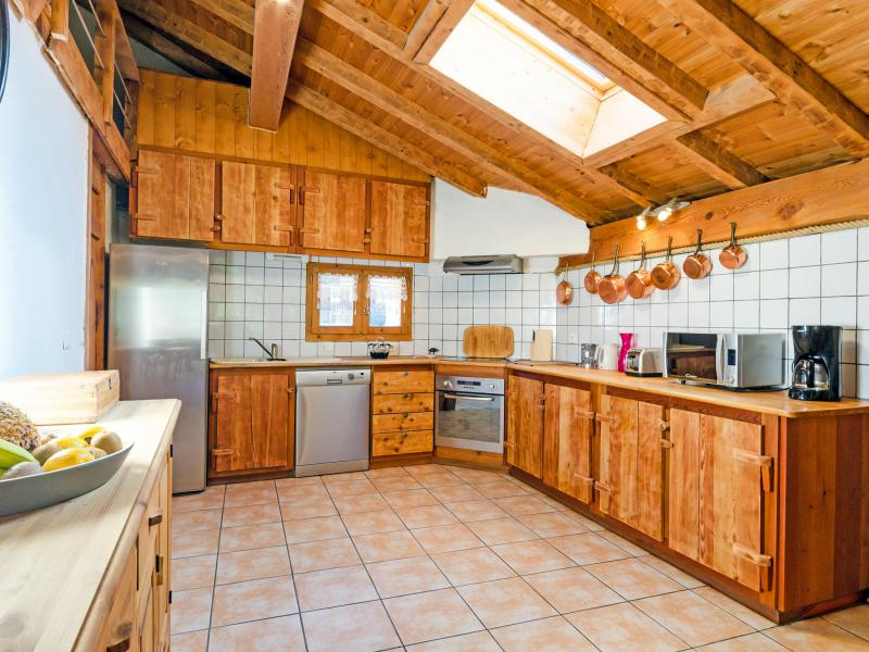 Wakacje w górach Chalet Ulysse - Peisey-Vallandry - Kuchnia