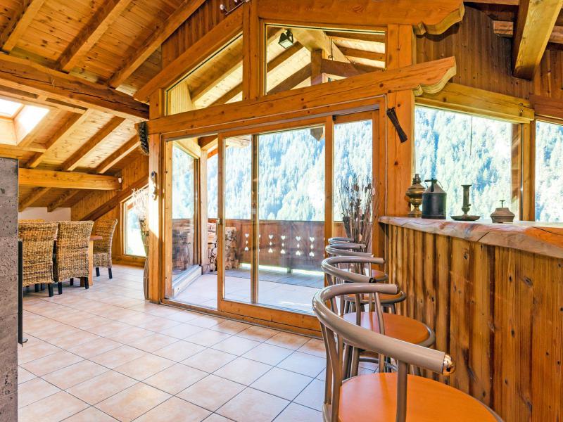 Wakacje w górach Chalet Ulysse - Peisey-Vallandry - Pokój gościnny