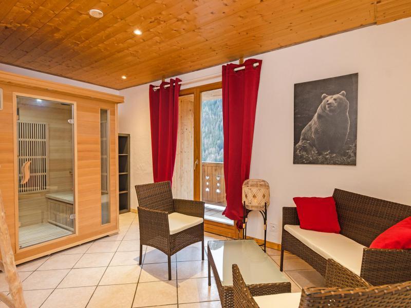 Wakacje w górach Chalet Ulysse - Peisey-Vallandry - Sauna