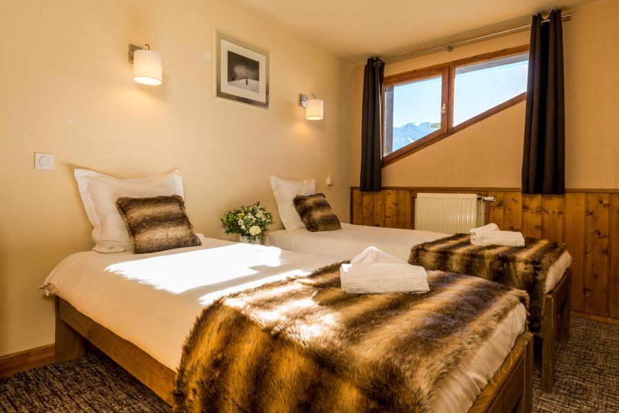 Vacances en montagne Chalet Val 2400 - Val Thorens - Chambre