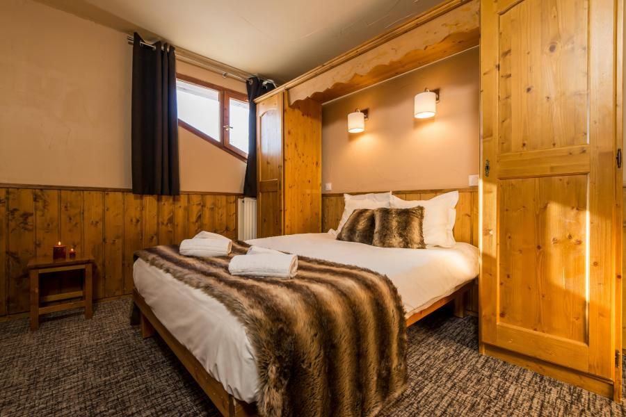 Urlaub in den Bergen Chalet Val 2400 - Val Thorens - Schlafzimmer