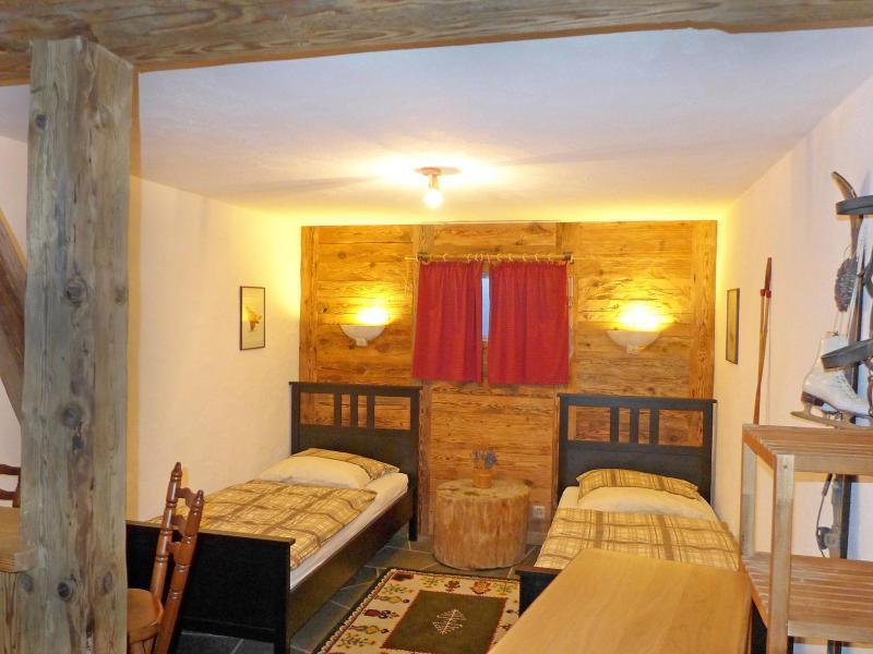 Vacances en montagne Chalet Val de Verbier - Verbier - Chambre