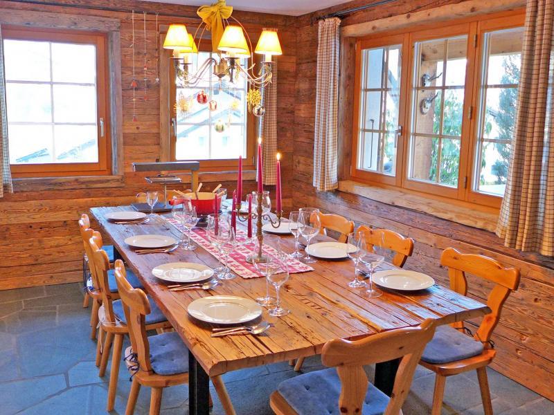 Location 10 personnes au ch ble valais montagne vacances for Salle a manger 10 personnes